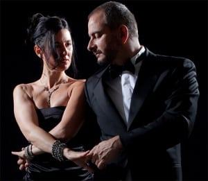 tango - carlo paolantoni e deborah finamore - Maestri di tango a Roma