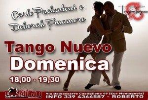 tango nuevo domenica
