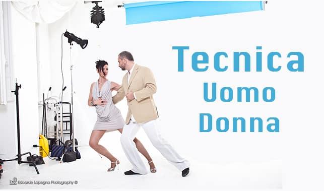 technica uomo donna
