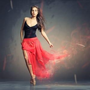 Scarpe da donna on line di tango argentino