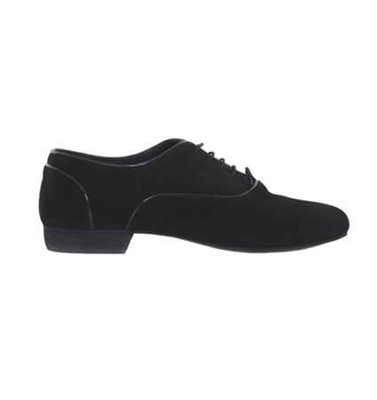 MEN 02 Black & Black – SEMI-SOFT SOLE