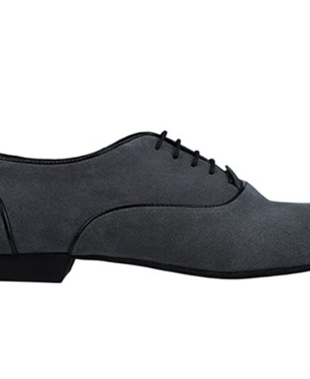 MEN 02 GREY & BLACK – SEMI-SOFT SOLE