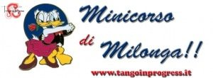 MINICORSO DI MILONGA LIVELLO 1