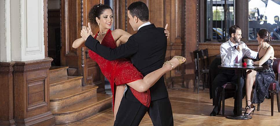 Corsi Avanzati di Tango Argentino a Roma