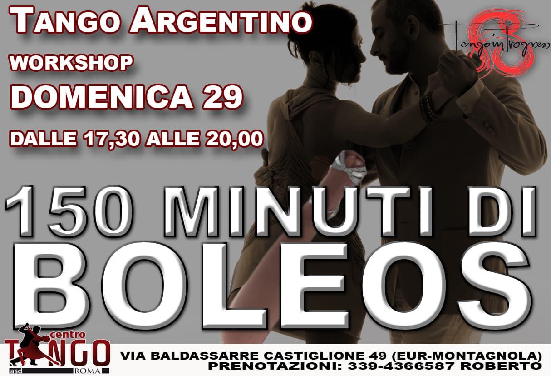 Boleos Workshop
