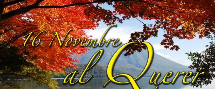 QUERER MILONGA Giovedi 16 Novembre Omaggio Donna