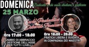 pratica tango argentino con lezione tangoinprogress