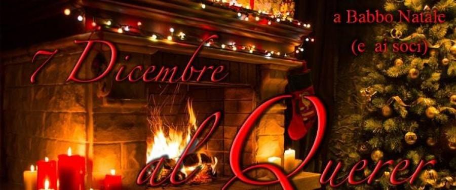 QUERER Giovedi 7 Dicembre Omaggio Donna al Caffè Palombini