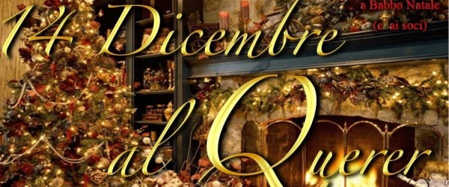 QUERER Giovedi 14 Dicembre Omaggio Donna al Caffè Palombini