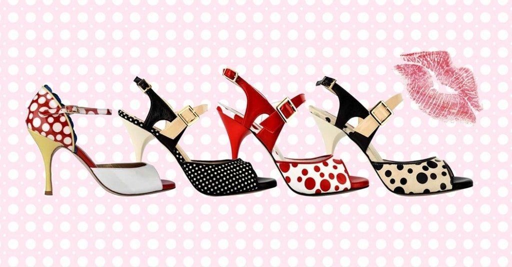 come scegliere le scarpe da tango