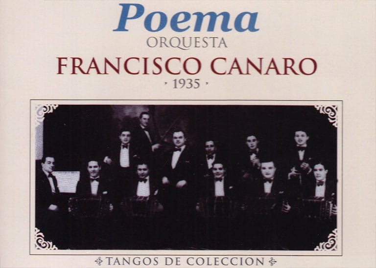 francisco canaro orquestra - poema