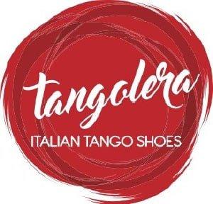 tangolera bandolera logo scarpe uomo donna