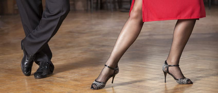 Abiti da tango, abbigliamento adatto per andare a ballare in milonga