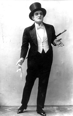 Tango Romano, Ettore Petrolini