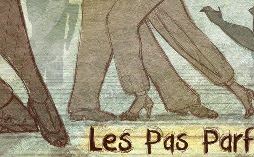 le pas parfaits, illustrazioni di tango, trova l'errore