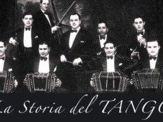 Storia del Tango, copertina articolo