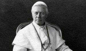 Storia del Tango, Papa Pio X