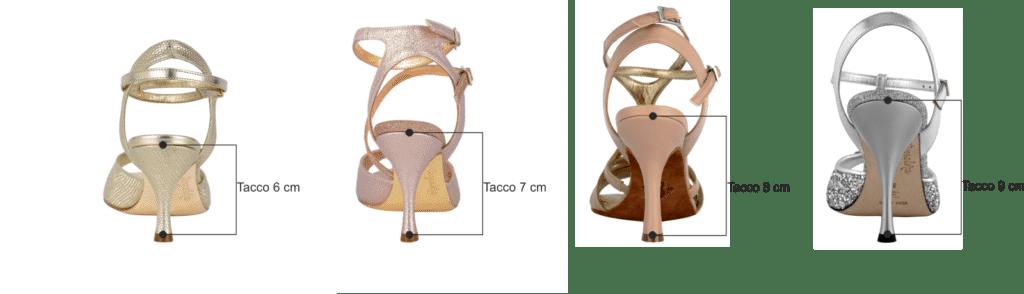 Tacchi della Bandolera Tangolera