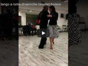 video lezioni di tango argentino passi esibizioni