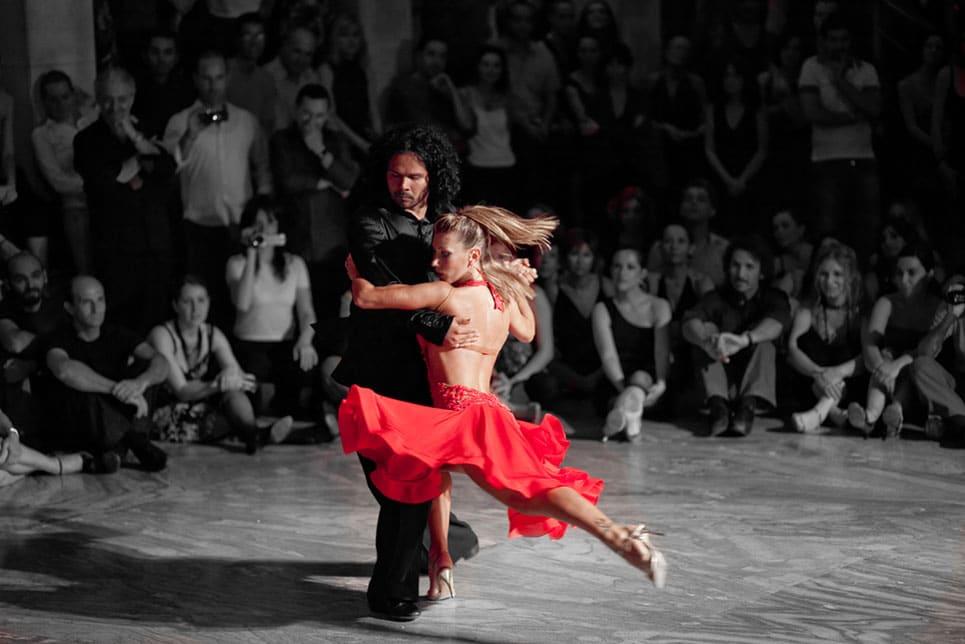 Sebastian Arce e Mariana Montes - Tango Nuevo a Roma