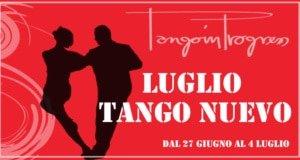 Tango Nuevo a Luglio con la scuola Tangoinprogress