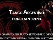 tango argentino principianti corso gratuito a roma